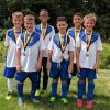 2018-08-25: United F.C. @ Tolland 3v3 Play for Pride (THS)